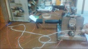 Cuchillo para kabelschälmaschine