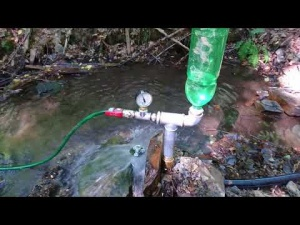 link=HOMEMADE 5/4 Ram Pump - elevation ratio 1:15, 4320l per day