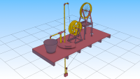 Rope Pump with Depth Adjustable .png